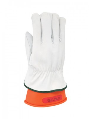 Salisbury 174 Goatskin Leather Protector Gloves 10 With